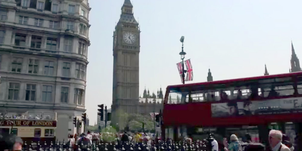 London in 60 Seconds