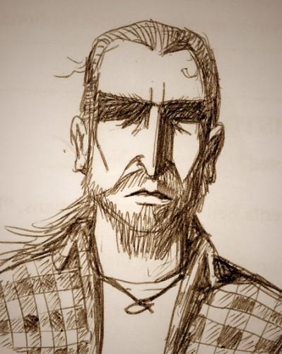 Simons face